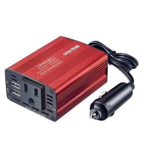 TTLIFE 150W Car Power Inverter